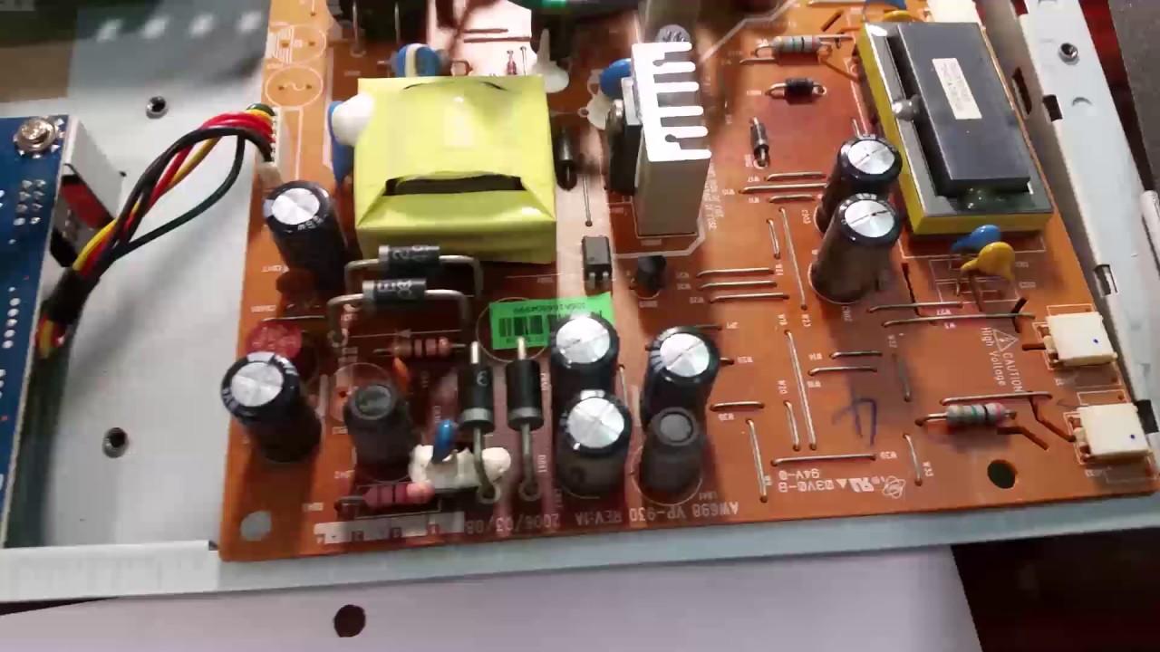 Ремонт монитора acer своими руками фото 787