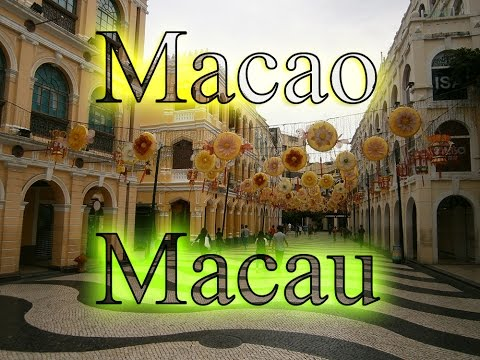 Macao/Macau | A Travelogue