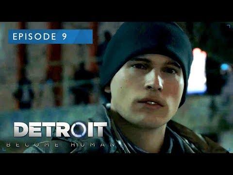 Detroit: Become Human – Episode 9: Crossroads ★ Movie Edit / All Cutscenes 【Peace Edition】