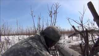 Охота на гусей на Аляске