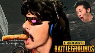 Doc's Wife has a Gift for Doc and Funny Moments on PUBG!