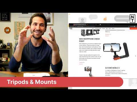 iPhone Videography Accessories – Add-Ons for Better Looking and Sounding Video