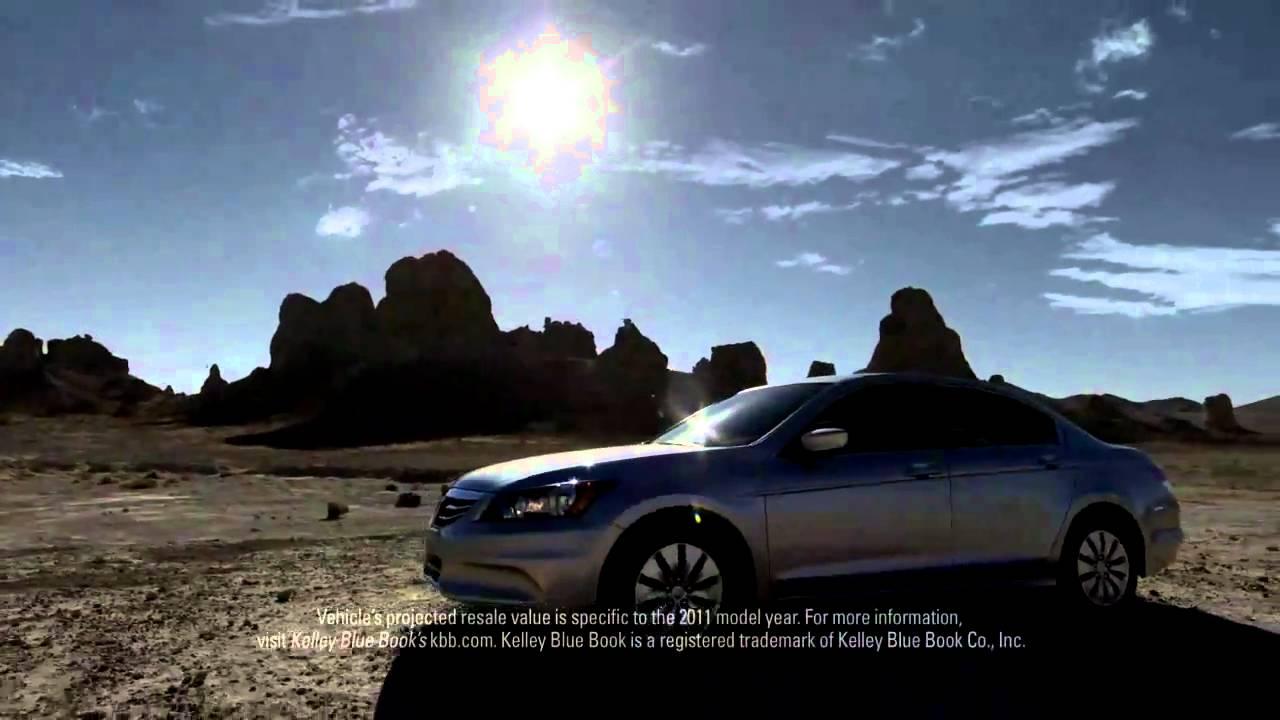 2011 Honda Accord Commercial Sun Youtube