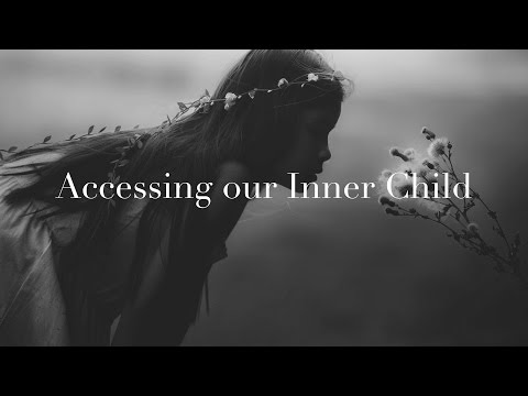Connect with your Inner Child-Guided Meditation