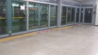 서울교통공사 7호선 온수행 706편성 가산디지털단지역 …