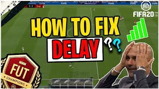 Ever wondered how to fix delay in fifa 20?! i discuss my tips improve connection ea servers and reduce delay/lag fut 20. these methods can help, but...
