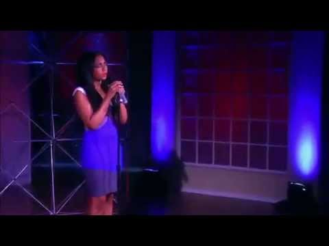 Ashanti - Never Should Have Live - Hallmark Channel Marie