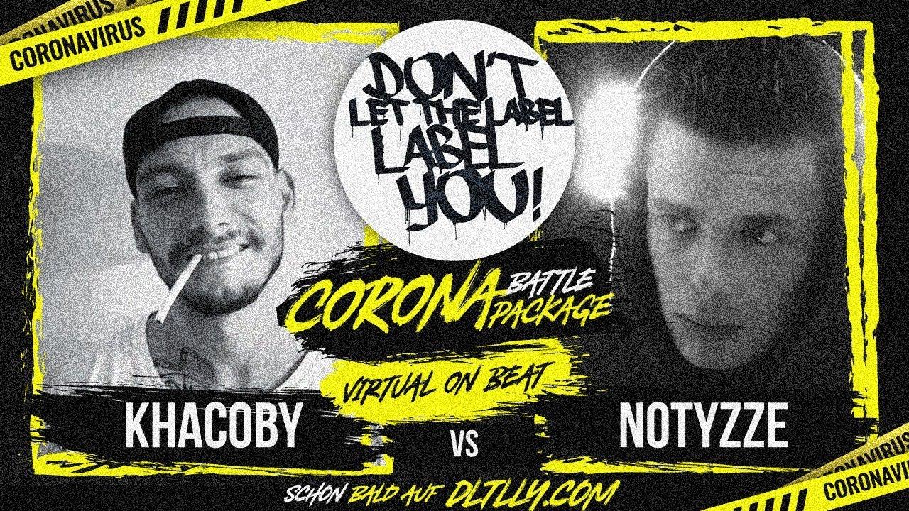 Khacoby vs Notyzze // Corona Battle Package