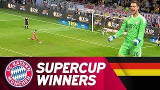 Supercup-Sieger 2017! | Borussia Dortmund - FC Bayern