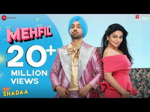 mehfil---shadaa-|-diljit-dosanjh-|-neeru-bajwa-|-21st-june-|-new-punjabi-dance-song-2019