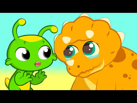 new-episode!-groovy-the-martian-&-phoebe-|-learn-about-dinosaurs-in-an-exciting-adventure!