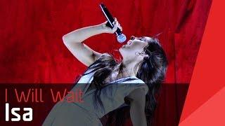 Isa – I Will Wait | Melodifestivalen 2016