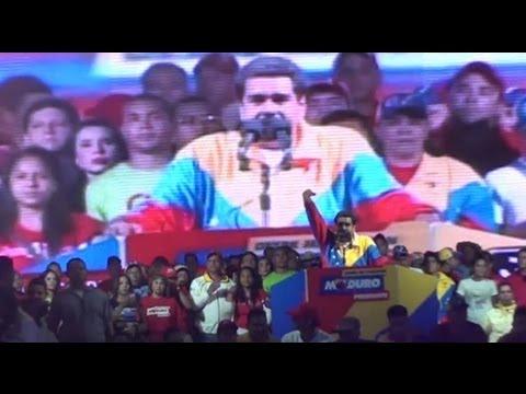 Maduro Wins Venezuelan Election with 50.66% of Vote - Capriles Demands Audit