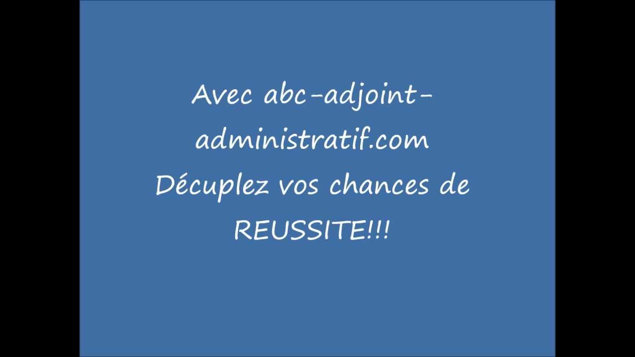 Adjoint administratif territorial - Adjoint administratif 1ere classe grille indiciaire ...