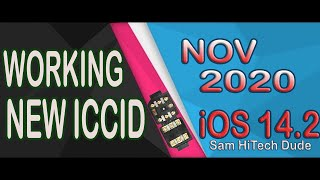 Unlock  ANY iPhone  UP to  iOS 12.2 with RSIM  NEW ICCID MAY  2019