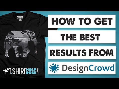Designcrowd: How To Get The Best End Results
