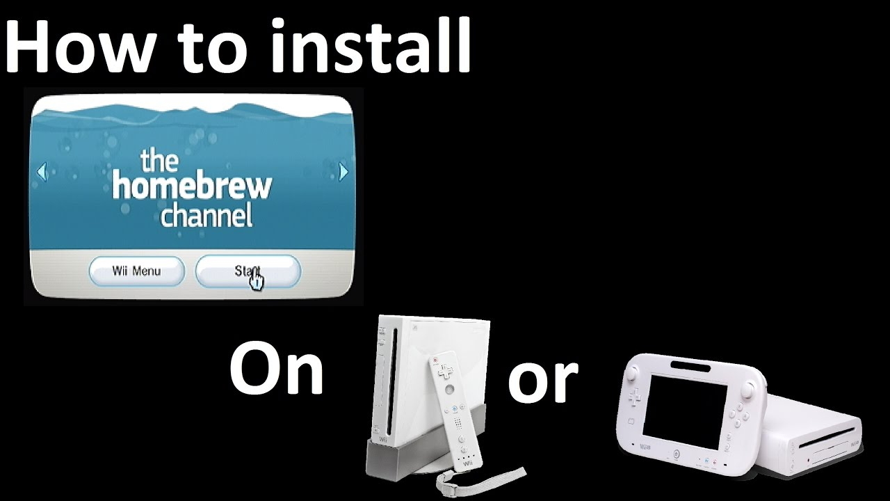 how to add a channel to wii