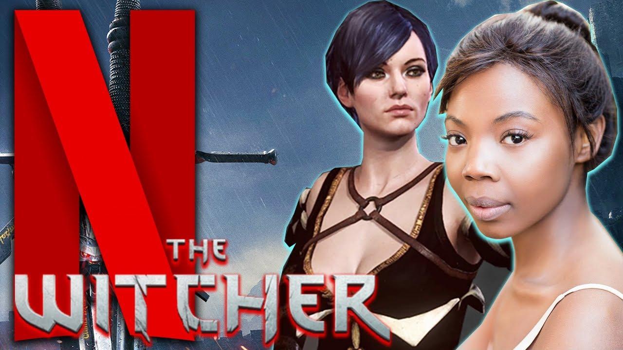 Netflix S The Witcher Race Swaps Yennefer And Fringilla One