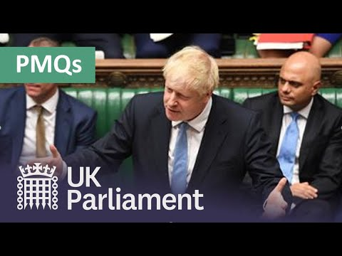Download Prime Minister's Questions (PMQs) - 20 October 2021
