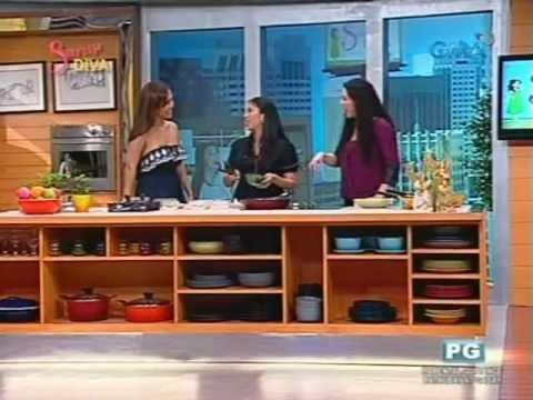 Regine Velasquez Sarap Diva Guests Rachel Alejandro & Barni Alejandro