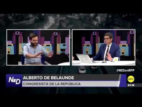 Nada Está Dicho | Alberto de Belaunde: 'Es saludable que los jueces no se escondan de la sociedad'