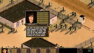 Epic Jagged Alliance 2 dialogue!