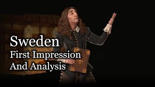 Sweden Analysis and First Impression - Civilization VI: Gathering Storm
