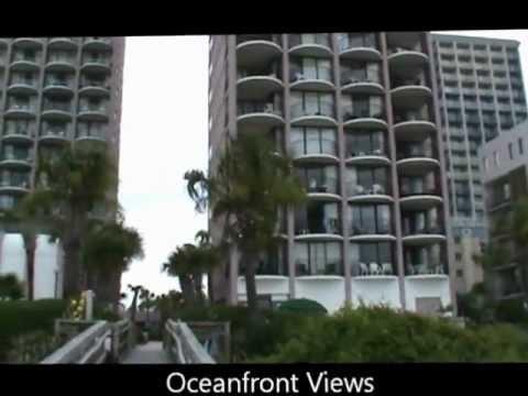 Palms Resort Oceanfront Condo Resorts For Sale Myrtle Beach