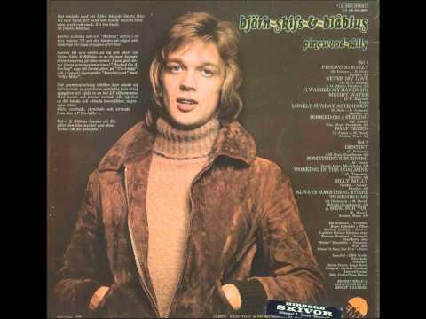 Björn Skifs-Something's Burning