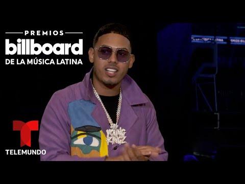Premios Billboard 2020: Myke Towers habla de su tiempo en el estudio