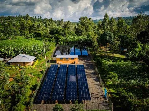 Powerhive: Resilient Energy Infrastructure for Off-Grid Communities