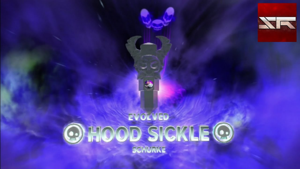 Evolved Hood Sickle - Undead - Skylanders Trap Team ...