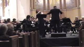 Mozart Concerto No. 1 in G Major, Rondo: Tempo di Menuetto