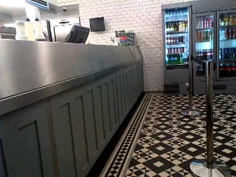 DITTON FISH AND CHIP SHOP LONDON ROAD AYLESFORD MAIDSTONE KENT HAS THE BEST CHIPS OUTSIDE LONDON