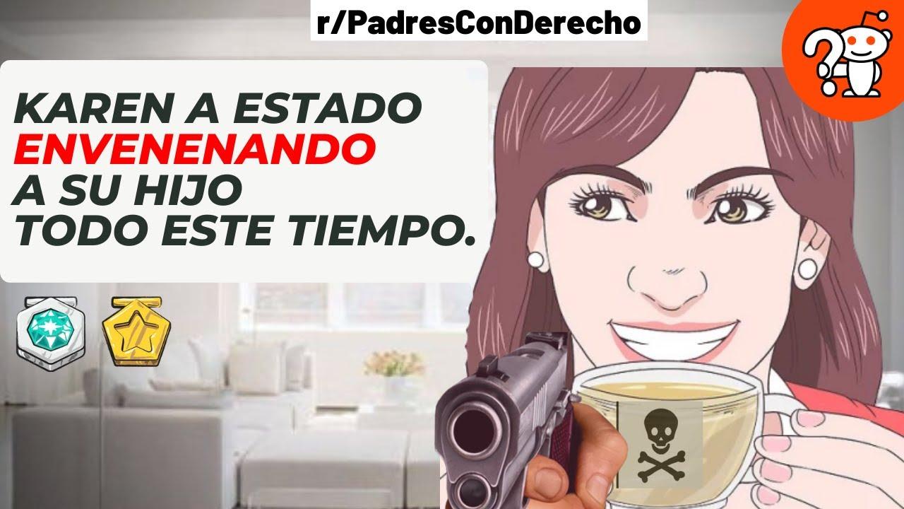 MADRE CON DERECHO ENVENENA A SU HIJO 😣🤢 - Madre con derecho Reddit