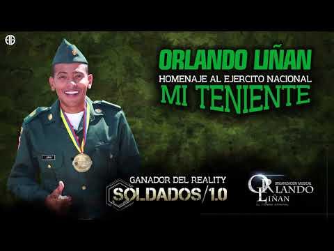 Mi Teniente - Orlando Liñan