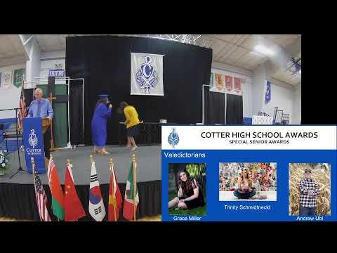Cotter Schools Live Stream