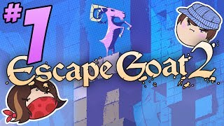 Escape Goat 2: Milk and Cheese - PART 1 - Steam Train