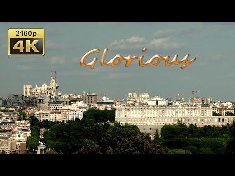 Teleferico and Casa de Campo, Madrid - Spain 4k Travel Channel