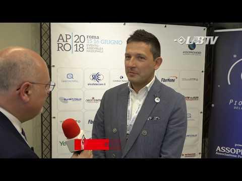 APRO18 - Marco Madonna Allnet Italia - Partner