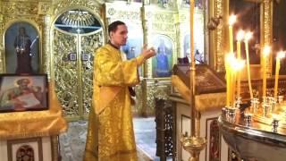 Икона Св Матронушки в Саранске(Икона Св Матронушки в Саранске., 2016-12-20T12:04:41.000Z)