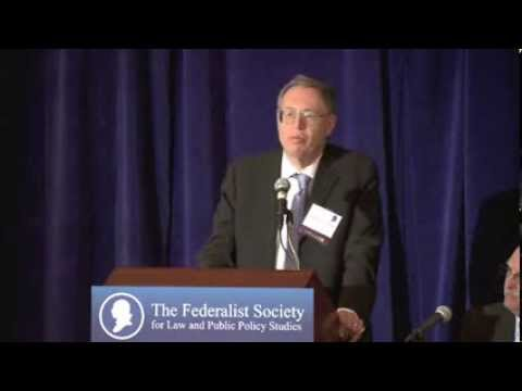 Intellectual Property, Free Markets and Competition Policy 11-14-2013