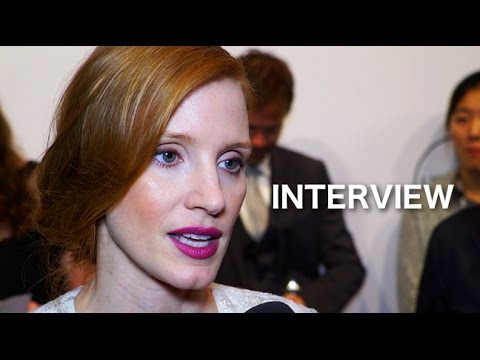 Jessica Chastain: I'm The First Non Teen Mom In My Family