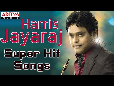 Harris Jayaraj Super Hit Songs Jukebox || Signature Collection