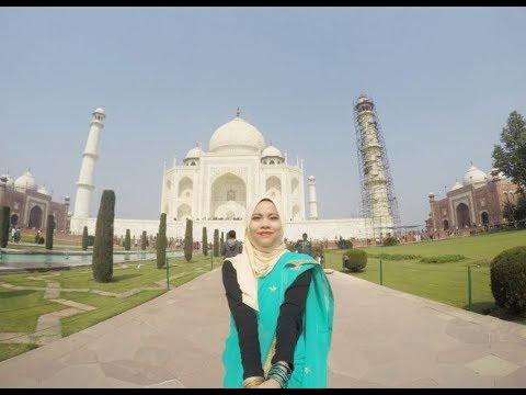 INCREDIBLE INDIA - DELHI - AGRA - JAIPUR - KASHMIR