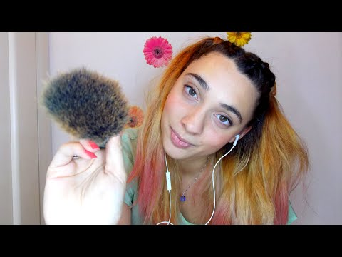 ASMR *Mouth Sounds* Tongue Clicking, Sksk, Stipple, Tico Tico | Visual Triggers