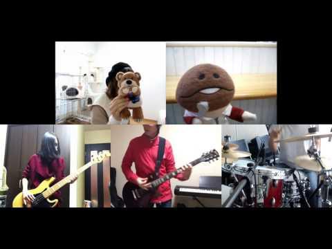 [HD]Shakunetsu No Takkyuu Musume OP [Shakunetsu Switch] Band Cover