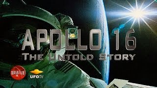 THE SECRET STORY OF APOLLO 16 - The Moon, Men and Memories - FEATURE FILMS