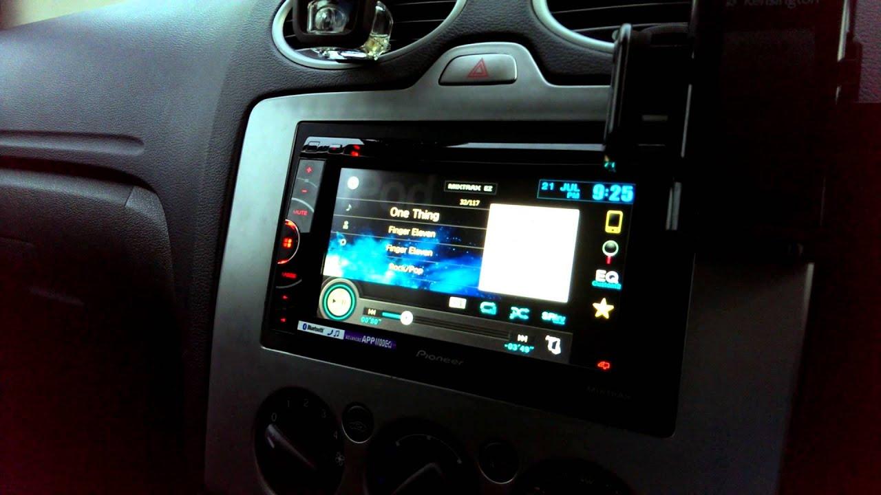 Focal 165KR Car sound system - Test 1