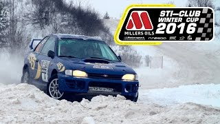 STi-Club Winter Cup 2016. Ралли Ростов Великий